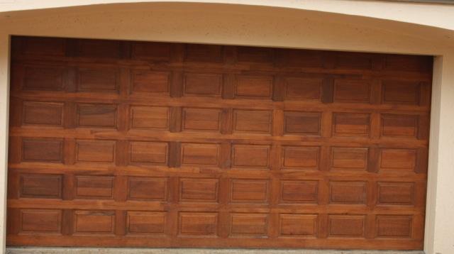 Double 40 Panel Door