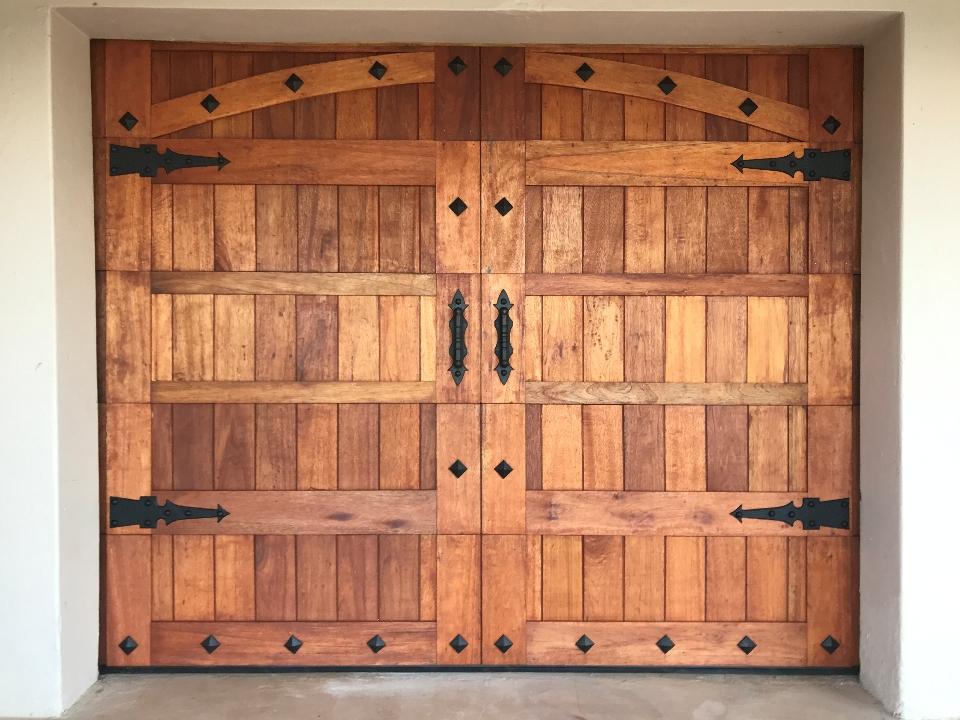 Double Barnyard Door