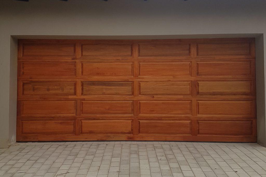 Double Meranti 20 Panel