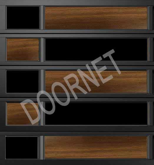 Single All Aluminium Insert - Aluminium Doors