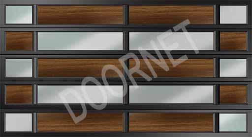 Double All Aluminium Insert - Aluminium Doors